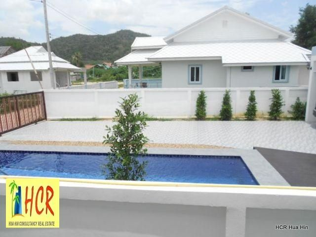 Promotion Sales! New Pool Villa's include furniture