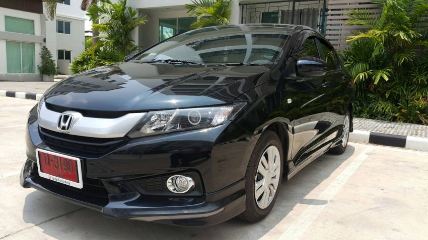 For Rent Honda City 2015 Super Cheap 500 THB / per day if*