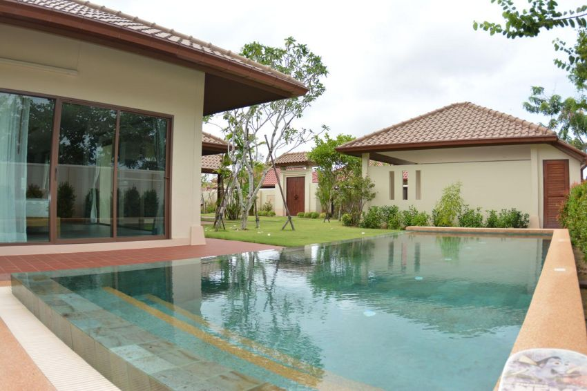 New Baan Balina 4 Pool Villa for rent