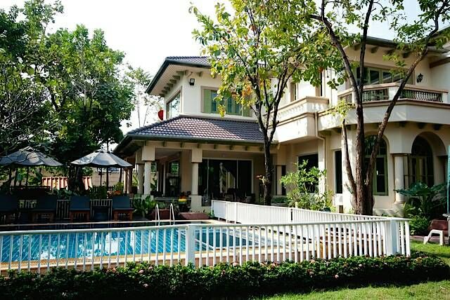 Bangna Private Pool House ฿110 Million