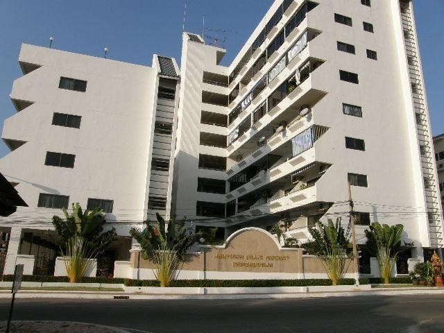 Appart For Rent Pratamnak Hill Jomtien Hill Resort