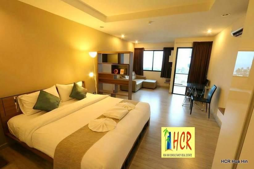 Promotion. Sea view fully furnished double studio.