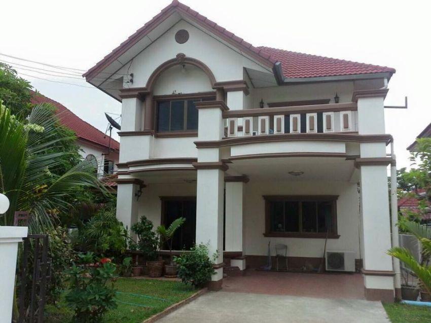 Fully furnished 4 bedroom house near Payap university