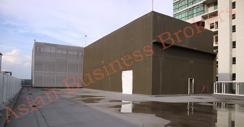 0149003 Roof-Top Space for Rent – Suitable for Restaurant