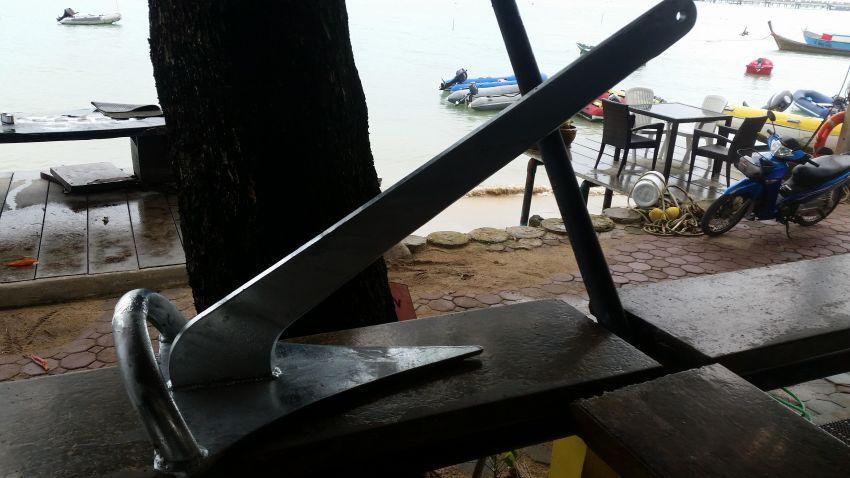 New Bugel anchors 22,25,33,40 kg