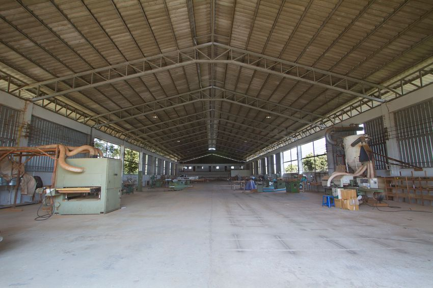 Industrial Commercial Factory for sale or rent Chiang Mai Thailand