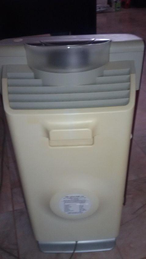 Sharp Plasmacluster air purifiers