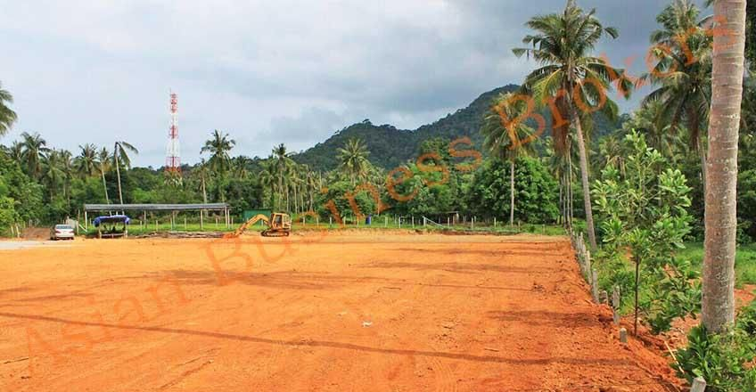 7107007 2 Plots of Land at Bang Bao Beach Koh Chang Freehold