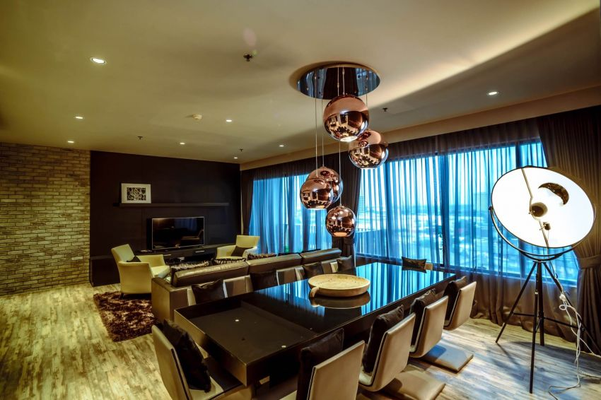 Emporio Place Stylish 3 Bed Condo ฿35.5million