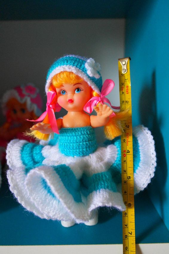 Hand-made dolls