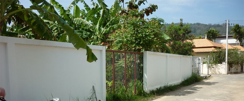Land for sale in Phuket Naiharn 480/550 sqm