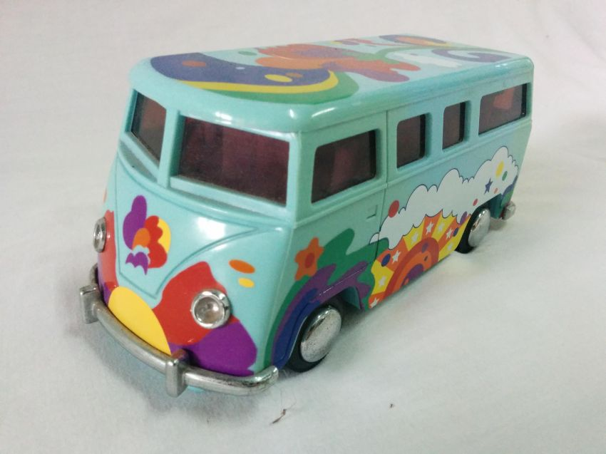 Volkswagen bus novelty telephone