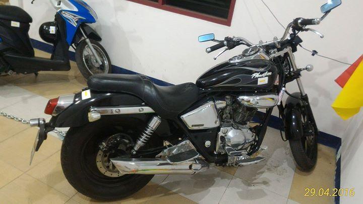 For Rent Honda Phantom 200  in Rawai (delivered)