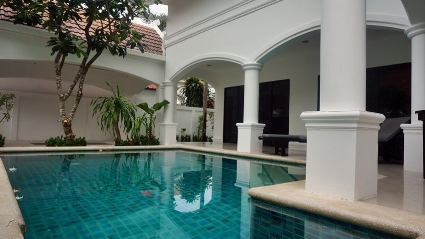 HS1296 Na Jomtien House 3 bed for sale