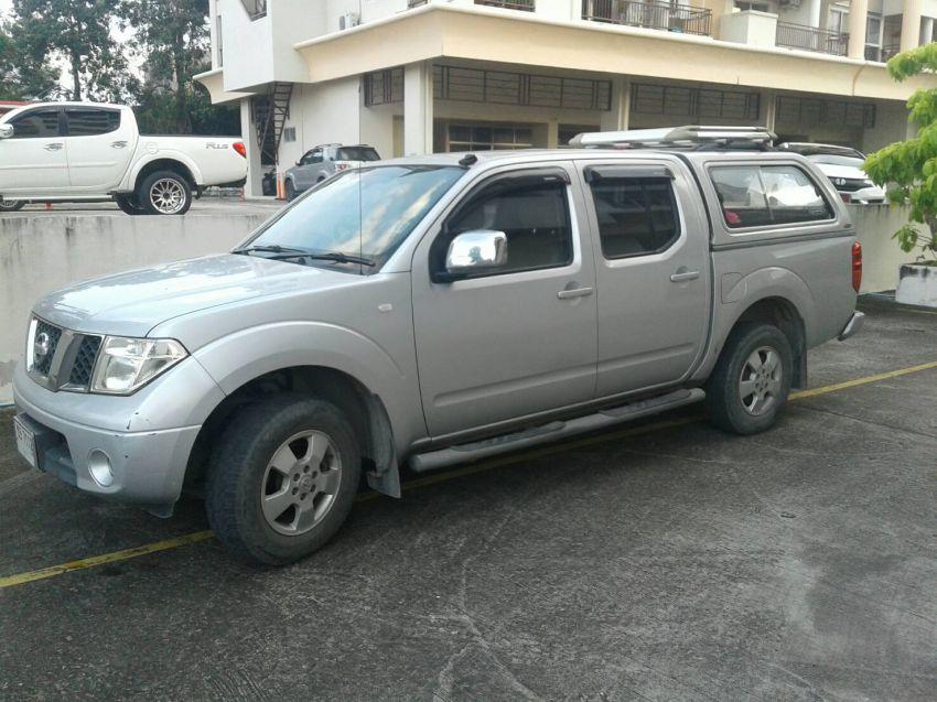 Nissan Navara 2.5d 2009