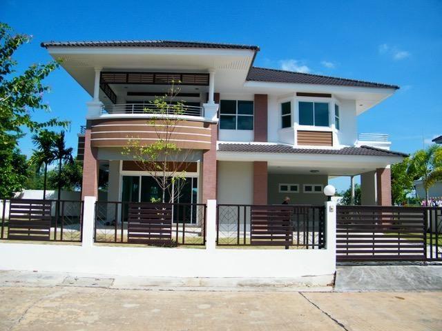 Big new villa, great resort with club