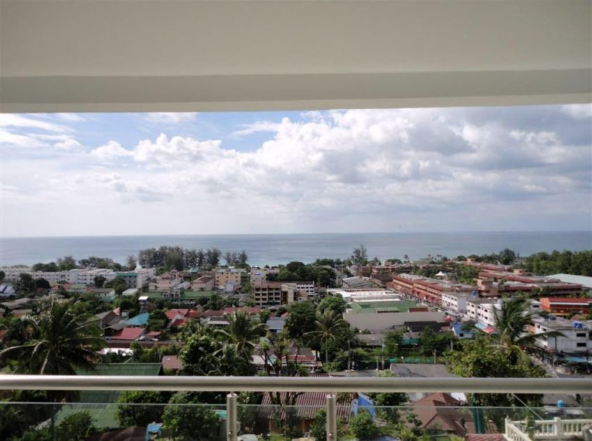 Sea view Condo Sunset Plaza for Sale