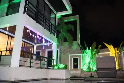 For rent 3 bedroom pool villa sea view Chaweng Noi Koh Samui