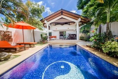 For rent 2 bedroom pool villa Koh Samui