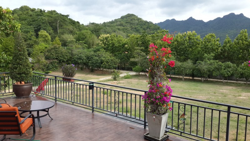 Khao Yai Cool... Escape the city and relax...
