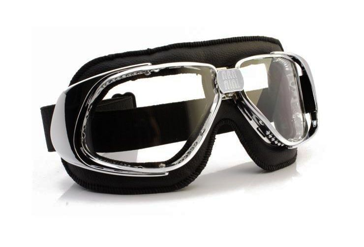 Vintage Motorcycle Glasses & Goggles