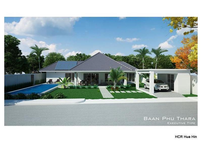 Promotion Sale! Smart House Baan Phu Thara