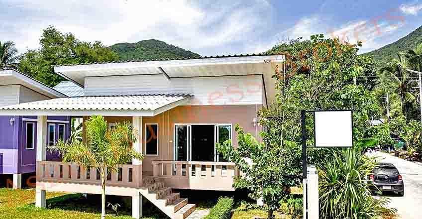 6705014 Complex 9 Rental Villas Ko Phangan For Rent