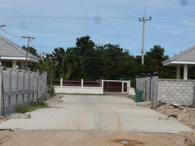 Cha-am New Home Development Land Plots