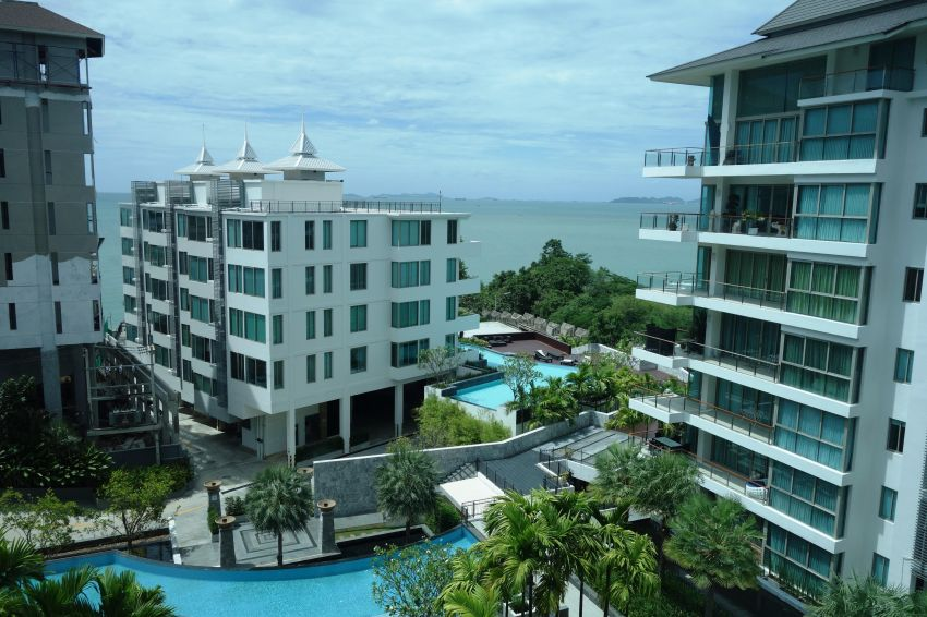 2 bedroom for rent at Wongamat beach