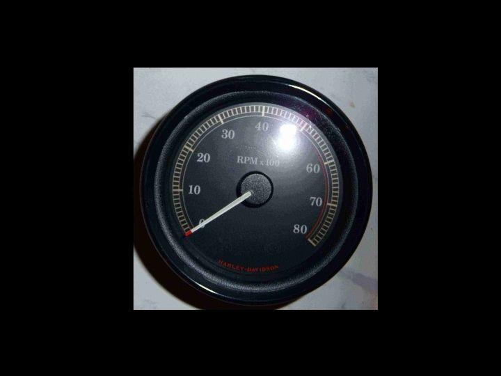 Tachometer, Harley Davidson p/n 68941-04A