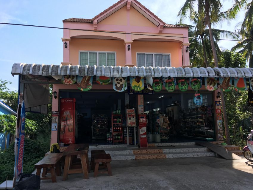 Shop-House For Sale-Bangsaphan