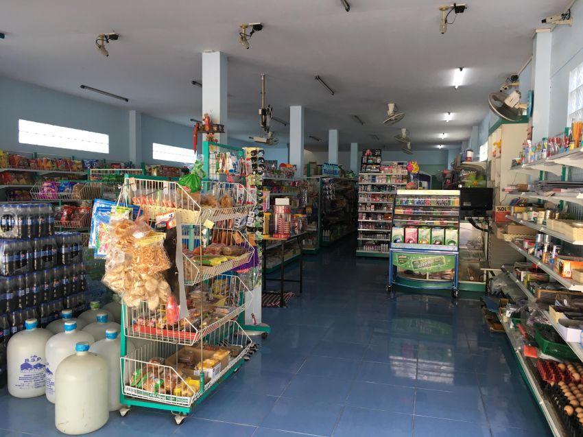Shop-House For Sale-Bangsaphan