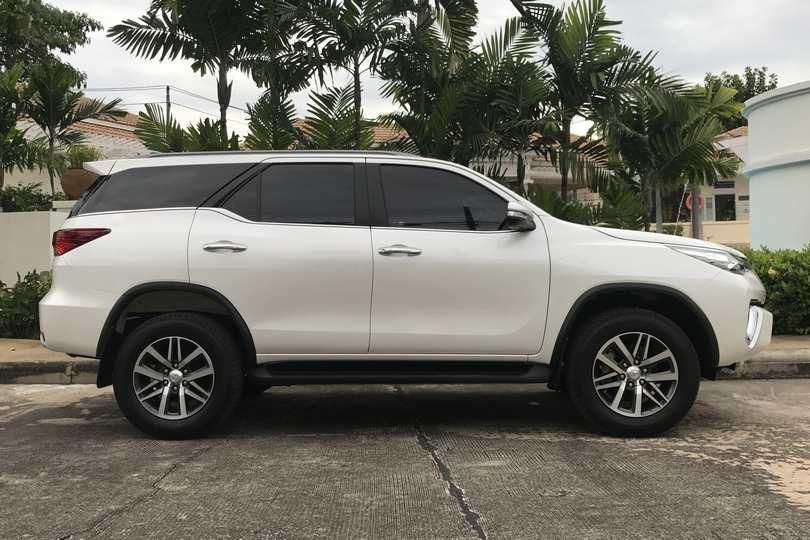 Toyota Fortuner for rent - 26.xxx ฿/month