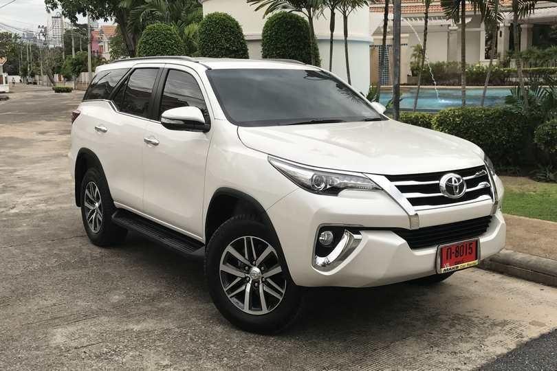 NEW Toyota Fortuner for rent