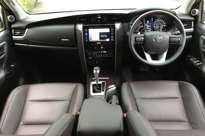 New Toyota Fortuner 2017 for rent