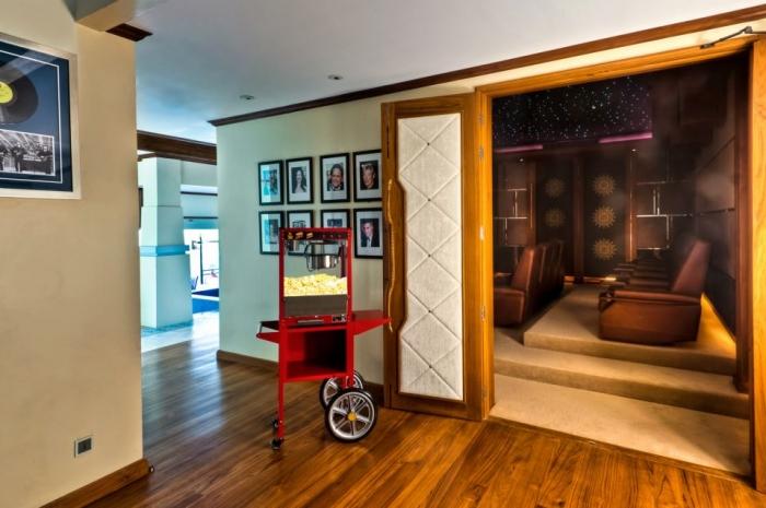 Home Cinema - Design & Installation