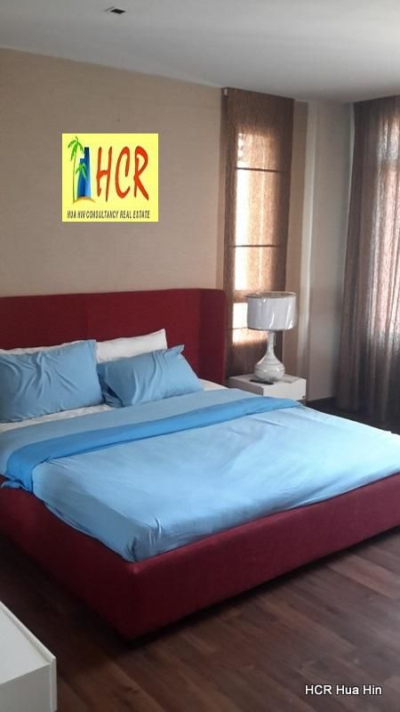 Penthouse Beach Front North Hua Hin Sale/Rent