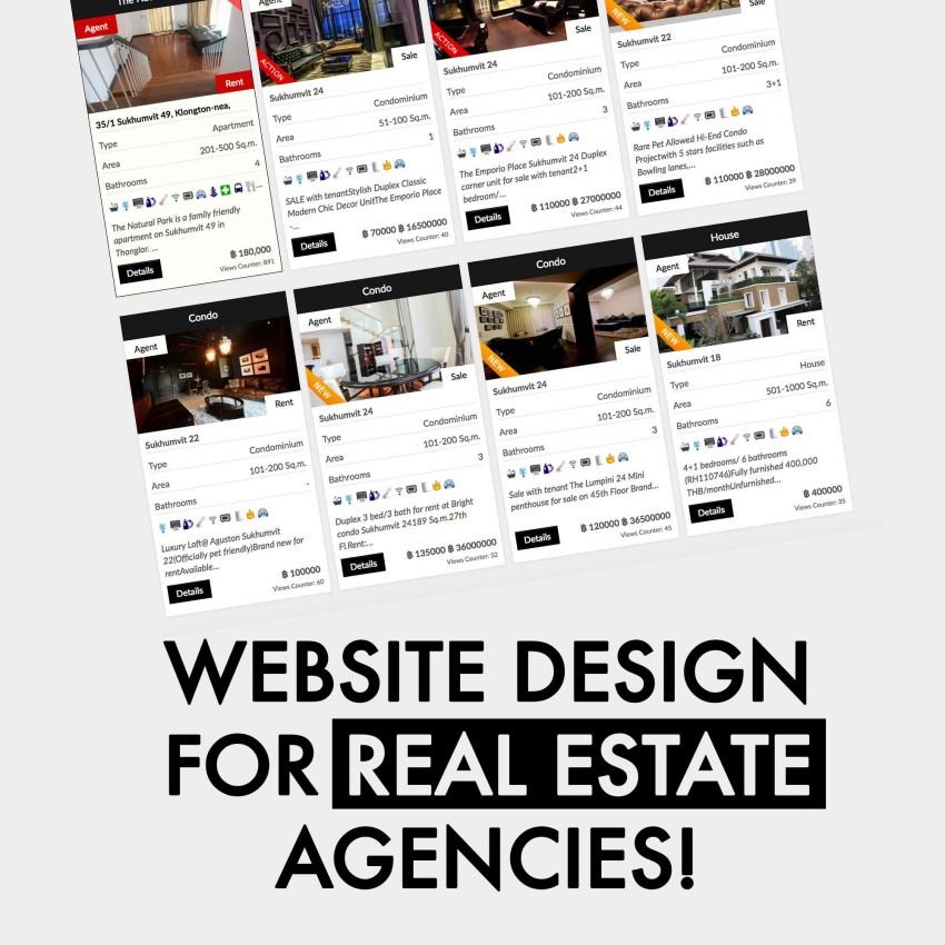 Real Estate Website for your Business