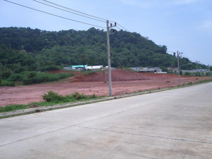 33 Rai Land Plot in Phuket Town