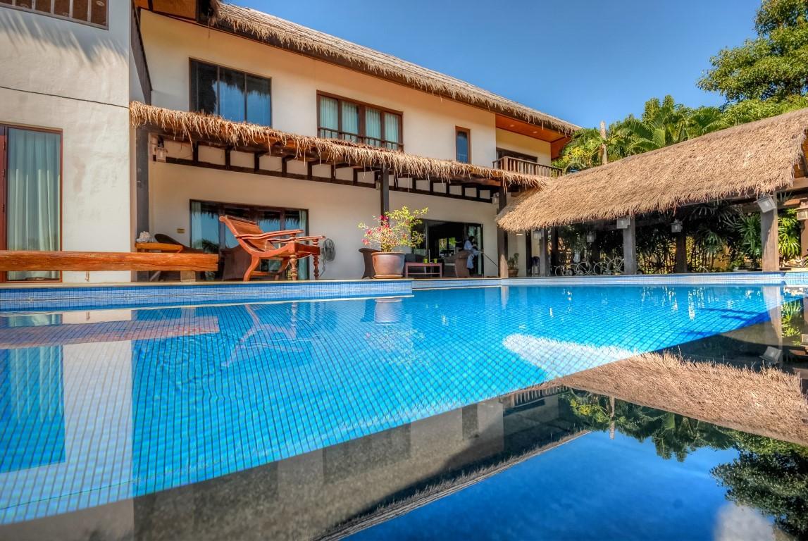 5 B/R Luxury Pool Villa South Of Hua Hin