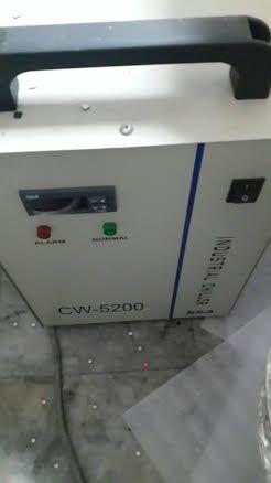 Laser Machine Model TB-1490 2 Head