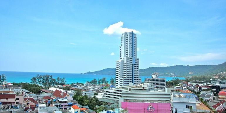 Sea view 2bedroom Condo for sale Patong Phuket