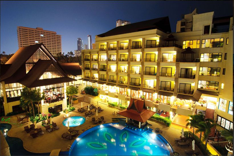 Pattaya Hotel for sale with 230 unit