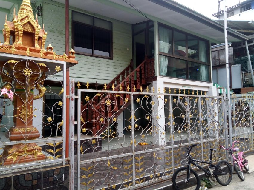 Central Hua Hin Thai style house for rent