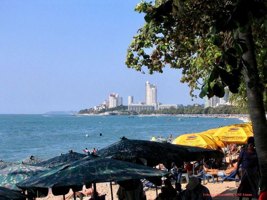 Pattaya North, Living at the Beach