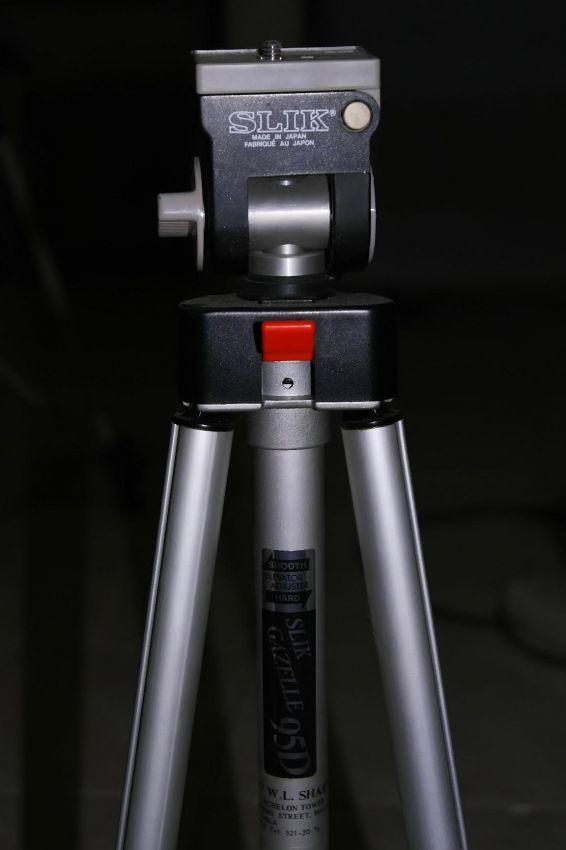Tripod Slik Gazelle 95D lightweight