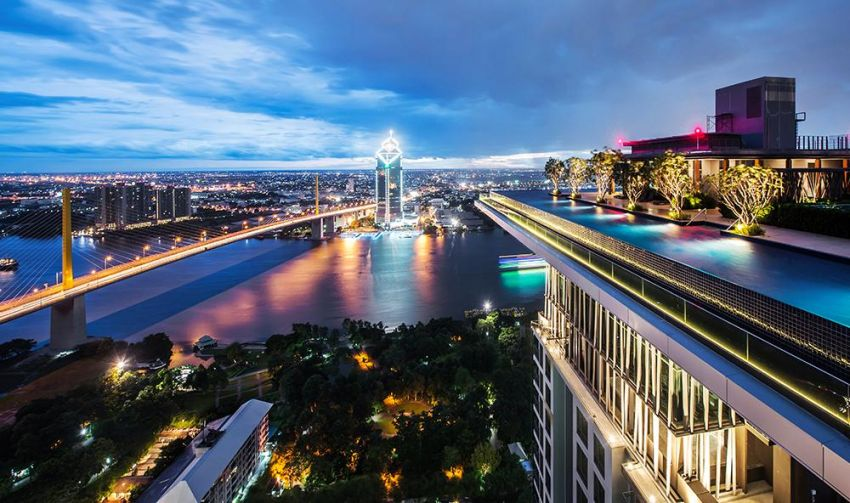 Starview River View 3 Bed Condo ฿130,000