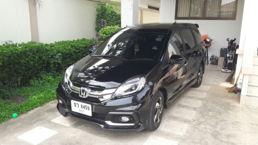 For rent Honda Mobilio 7 seater