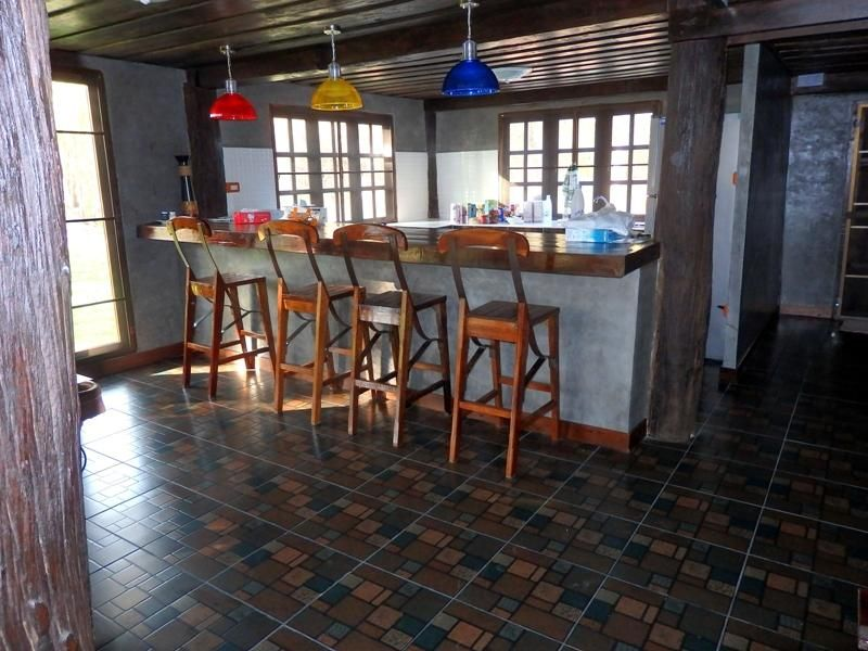 For Sale Countryside Teakwood House for Family