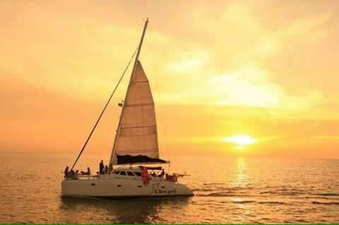 Catamaran Charter for Private Rental